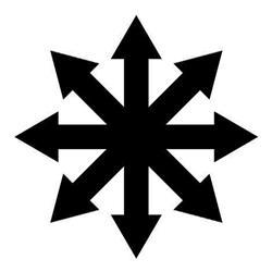 46-звезда хаоса
