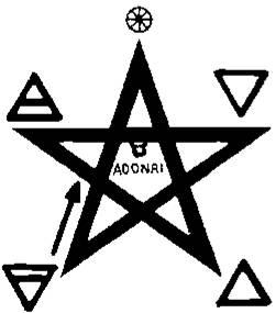 western-pentagram