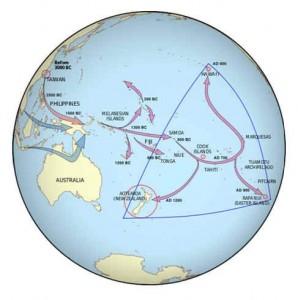 104-миграции полинезийцев