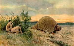 18-охота на глиптодонов