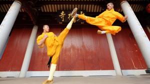 China - Shoalin Kungfu