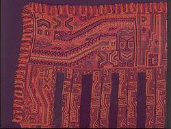 49-Ткань культуры Паракас