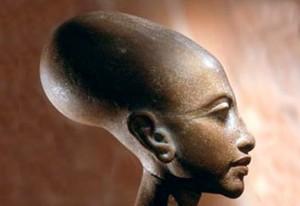 51-деформированный череп египет
