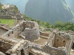 78-3-Храм солнца в Мачу-Пикчу