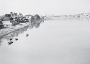 01-2-Река Тигр в районе Багдада