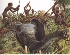 14-роль охоты в происхождении человека