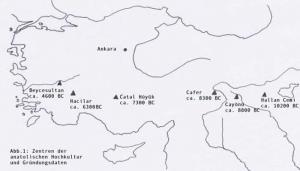 15-1-халлан чеми и города Анатолии