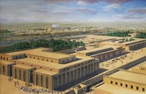 19-храмовый комплекс в эриду