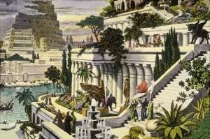 23-3-висячие сады семирамиды