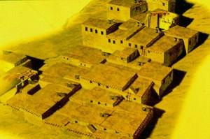 32-квадратные дома чатал-хююк