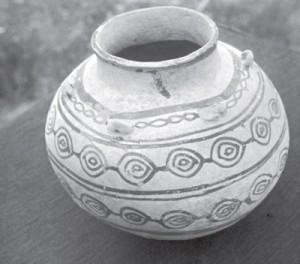 51-1-халафская керамика