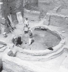 51-2-халафская круглая постройка