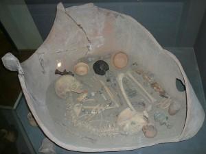 58-лейлатепинское кувшинное погребение