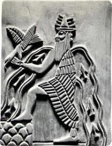 71-2-Энки покровитель Эриду