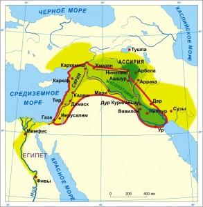 03-1-ассирия и вавилония
