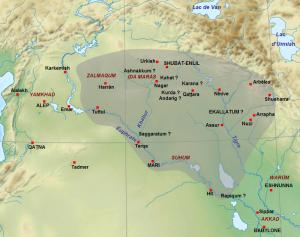 10-государство шамши-адада - 1800