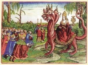 16-вавилонская блудница