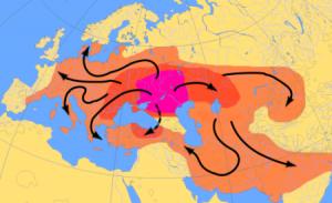 31-миграции индоевропейцев
