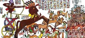 33-0-египетская колесница