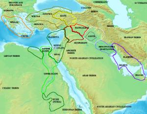 36-амарнский период и катастрофа бронзового века