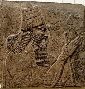 42-Тиглатпаласар III - ассиро-вавилония