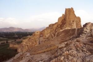 45-Цитадель урартских царей на Ванской скале в Тушпе
