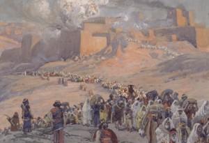 67-2-бегство евреев из плена