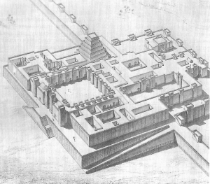 83-Дворец Саргона II в Дур-Шаррукине