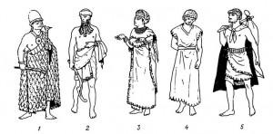91-одежда вавилонян
